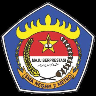 Logo SMA Negeri 2 Metro