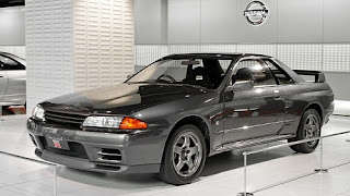 Nissan Skyline GTR R32 Classic Japanese  Muscle Car