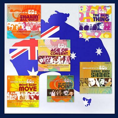Australian pop of the 60's