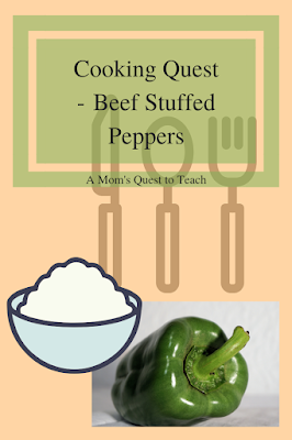 Rice, green pepper - Cooking Quest