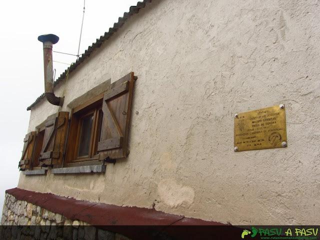 Refugio del Caseton de Andara