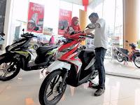 Skutik Sumbang 89% Penjualan Motor Honda
