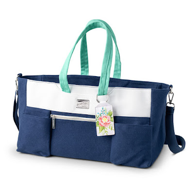 craft & carry tote from Stampin' Up