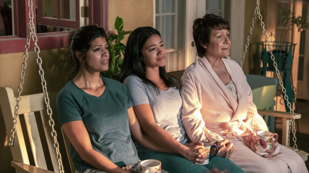 Las protagonistas de 'Jane the Virgin'