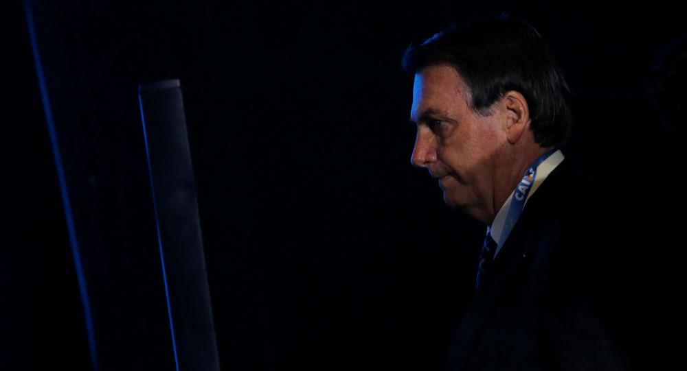 #Bolsonaro teme una revuelta social por sus medidas neoliberales pinochetistas