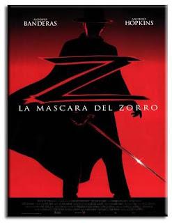 Cartel de la película: La máscara del Zorro