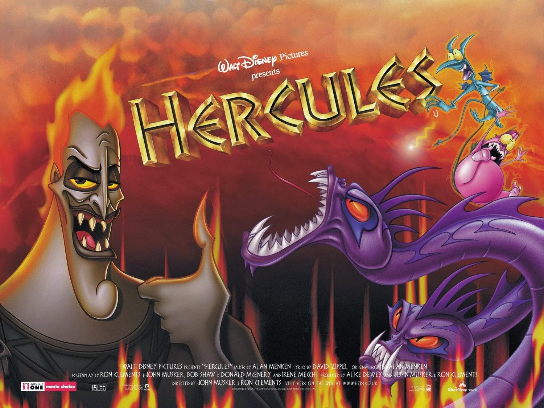 Hubbs Movie Reviews Hercules 1997