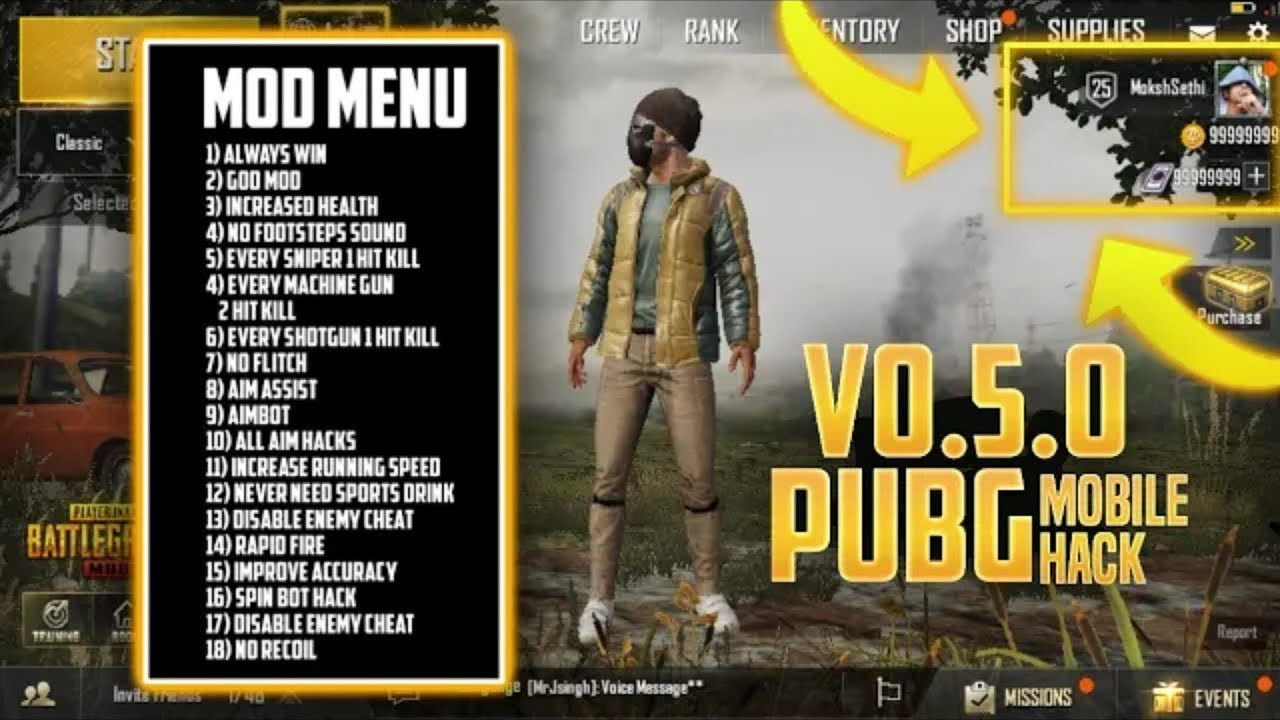 Get PUBG Unlimited UC & BP For Free! Working [2021]