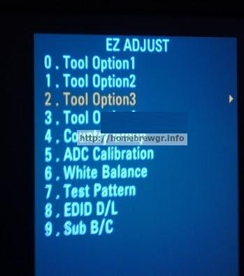 Firmware USB Hack για τις TV LG σειρές LH/LF 4