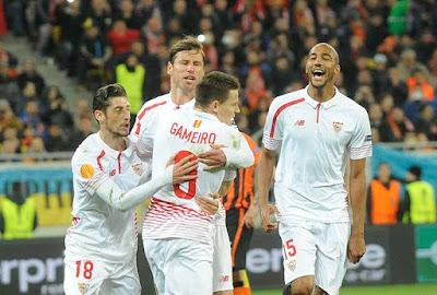 Crónica Shakhtar Donetsk 2 Vs Sevilla FC 2