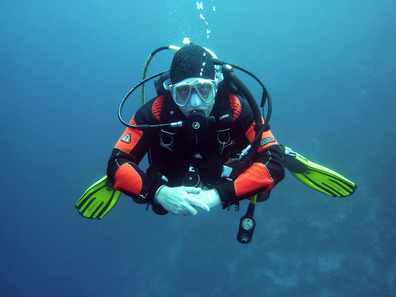 dykker gran canaria