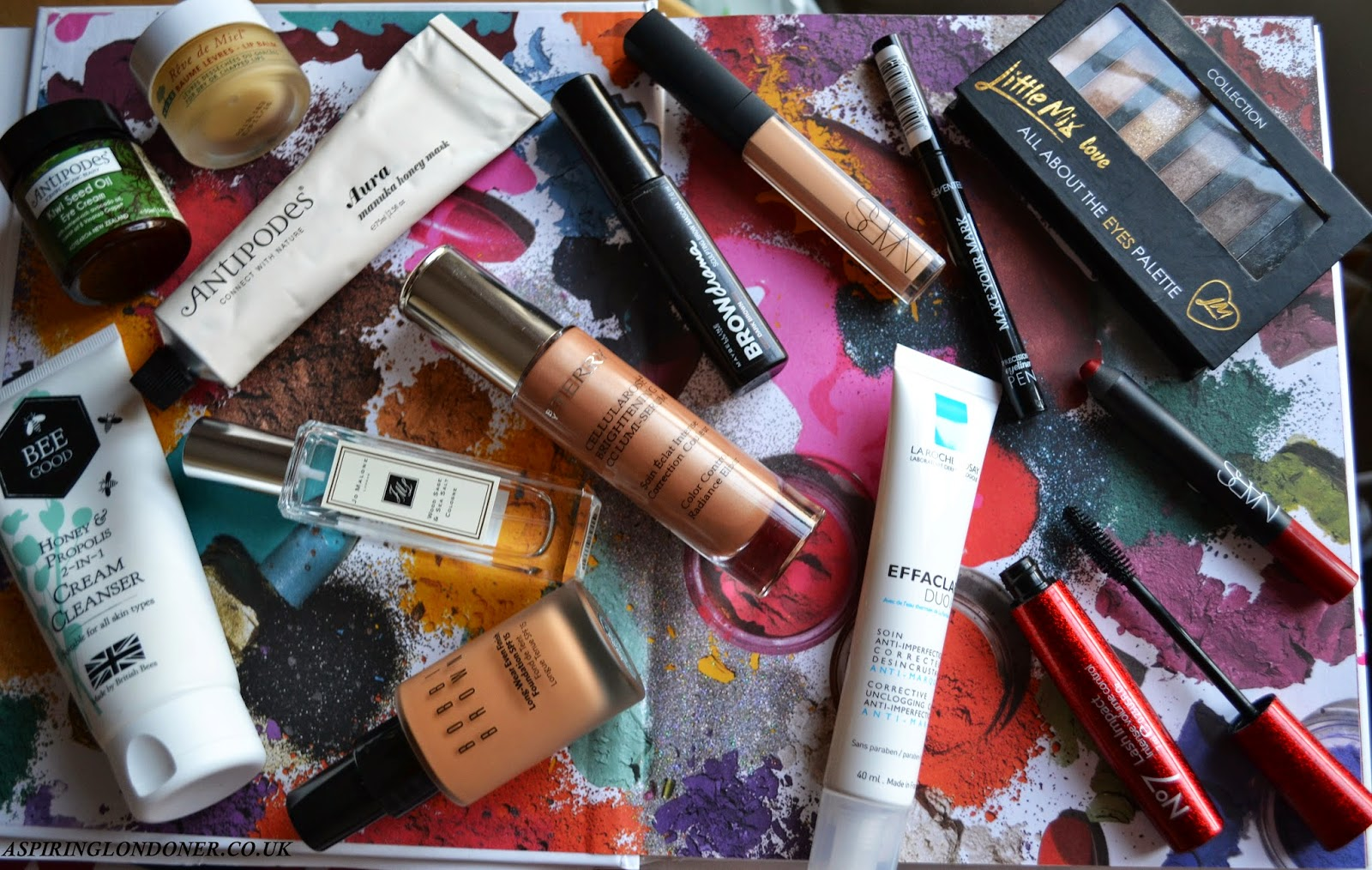 2014 Favourites ft Nars, Jo Malone, Bobbi Brown, By Terry - Aspiring Londoner