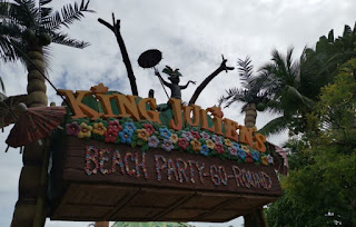 La Isla de Sentosa o Sentosa Island. Universal Studios Singapore. Singapur o Singapore.
