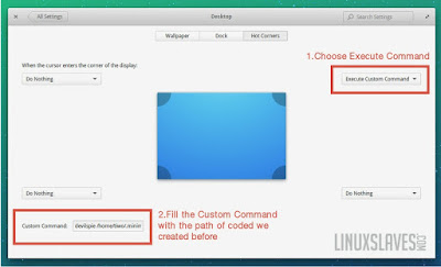 How to Minimize All Applications in Elementary OS