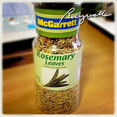 Rosemary Garlic Marinade