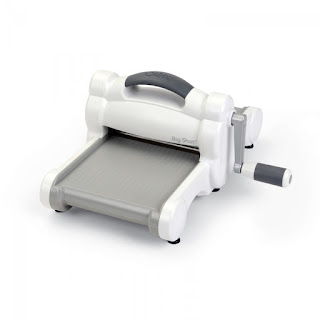 Sizzix® Big Shot™ Machine White & Gray