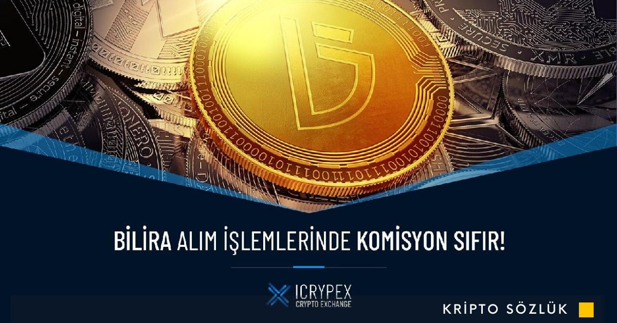 Icrypex'te BiLira (TRYB) Alım İşlemlerinde Komisyon SIFIR!