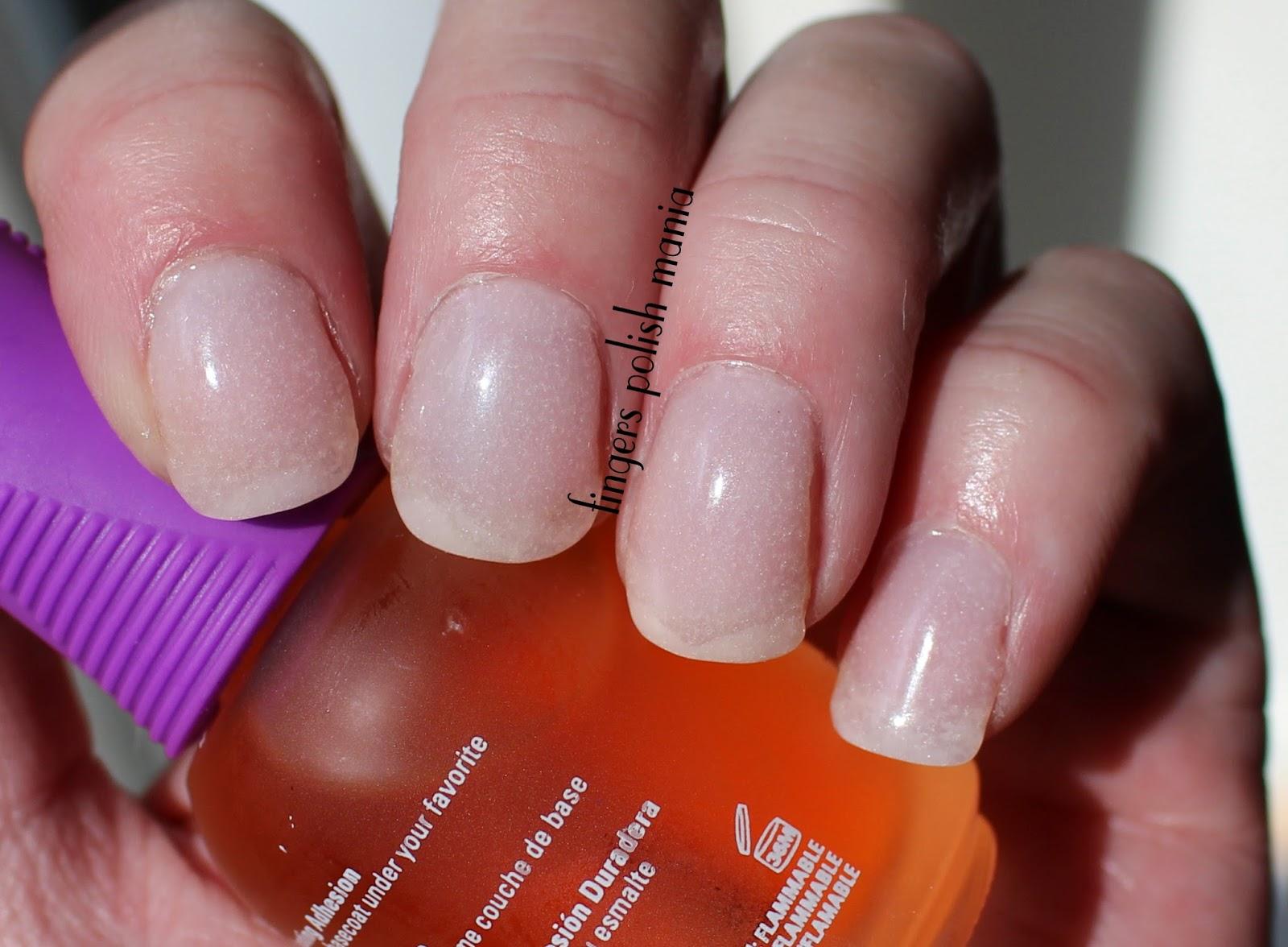 fingers polish mania: EZ Dip Gel #4