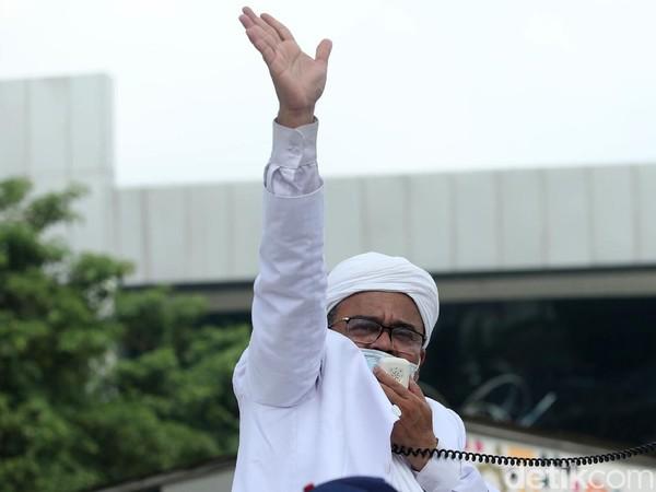 IPW Dorong Polri Proses Kasus Hukum yang Membelit Habib Rizieq