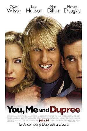 You Me and Dupree (2006) 350MB Full Hindi Dual Audio Movie Download 480p Bluray