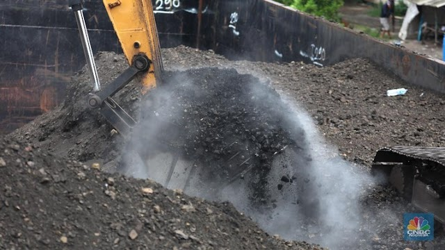 Melesat 5%, Harga Batu Bara Kembali ke Atas US$ 80/ton