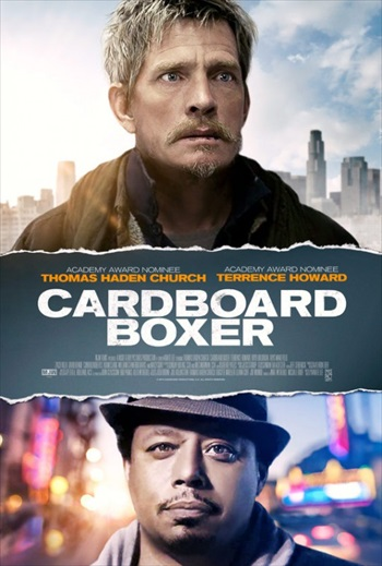 Cardboard Boxer 2016 English Movie Download