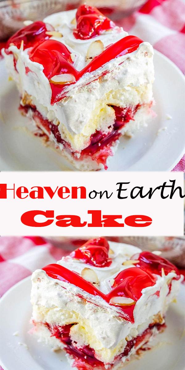 Heaven on Earth Cake #Heaven #on #Earth #Cake #HeavenonEarthCake