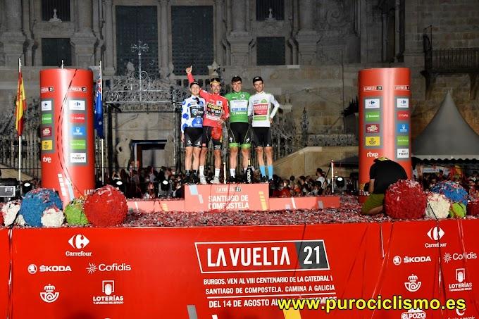 Las fotos de la 21ª etapa de la Vuelta a España 2021