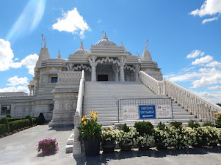 BAPS Shri Swaminarayan Mandir Toronto