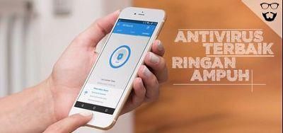 Aplikasi Antivirus Android Paling Ringan