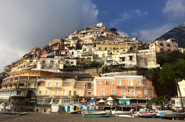 Winter in Positano