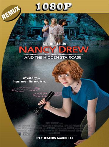 Nancy Drew y la Escalera Secreta (2019) Latino HD [1080p REMUX] [GoogleDrive] TeslavoHD