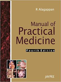 Manual of Practical Medicine - R.Alagappan