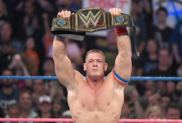 Happy Brithday John Cena