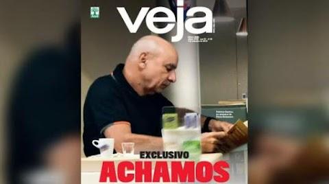 Veja localiza Queiroz, homem do esquema de rachadinha para Flavio Bolsonaro