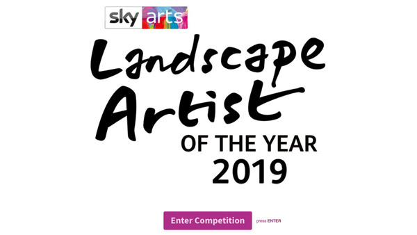 Landscape Artist of the Year 2019 enter