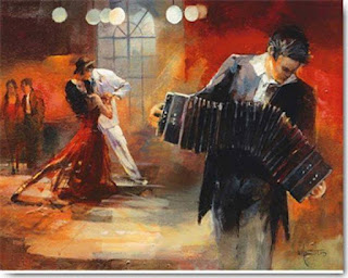 cuadros-mucho-rojo-bailarines