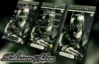 Batman Theme For YOWhatsApp & Fouad WhatsApp By Robsson