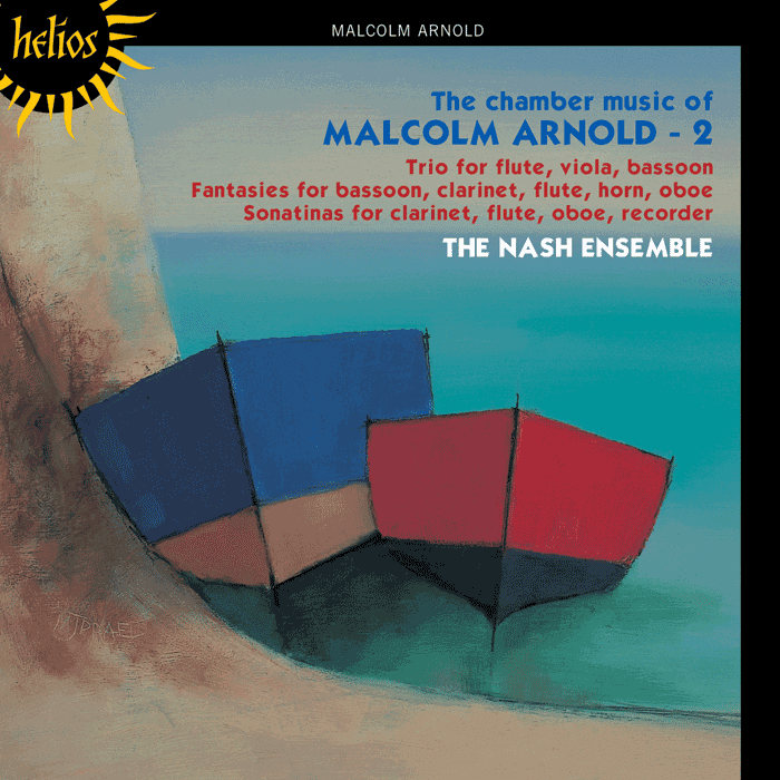 Malcolm Arnold - The Nash Ensemble - The Chamber Music Of Malcolm Arnold - 1