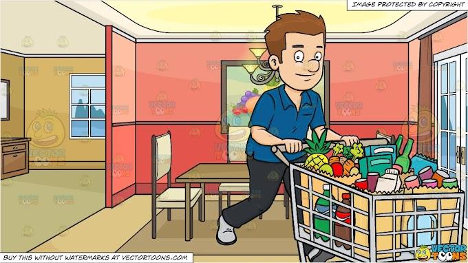Barang Dapur Harian Online 24 jam (Grocery Item 24 Hrs Online)