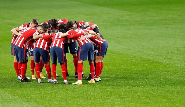 التشكيل الرسمي لمباراة أتلتيكو مدريد وإشبيلية