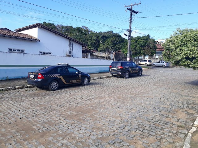 PF E MPF DEFLAGRAM OPERAÇÃO PARA DESARTICULAR ORGANIZAÇÃO CRIMINOSA SUSPEITA DE DESVIAR RECURSOS DO SUS.