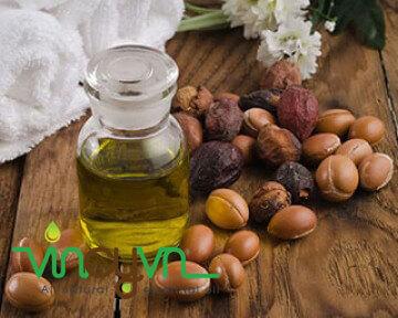 4 tác dụng của dầu argan