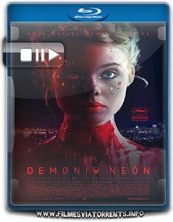 Demônio de Neon Torrent - BluRay Rip 720p e 1080p Dublado