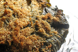 Grape Leaf Pie with Herbs, Yogurt and Quinoa