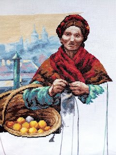 Pomarańczarka -postępy we wrześniu