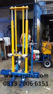 supplier produsen Sondir tanah 2,5 Ton 5 Ton 10 Ton