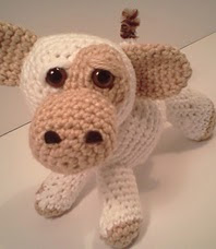 http://www.ravelry.com/patterns/library/emma-baby-cow-amipal-amigurumi-stuffed-calf