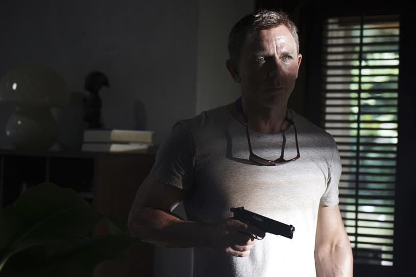 «Не время умирать» - MGM снова отложила премьеру фильма про агента 007
