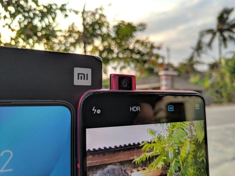 Desain Xiaomi Mi 9T